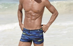 Fashion: From Speedos to board shorts – the coolest swimwear for men this summer