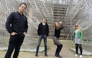 The Wedding Present's David Gedge turns back time for Tommy