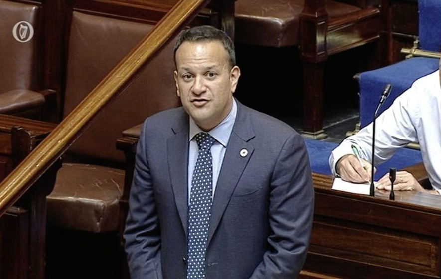 Leo Varadkar 'wrong' to suggest British aircrafts would be banned over Ireland