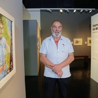 Geordie Morrow art exhibition at Ulster Museum recalls Maze prison in 1970s