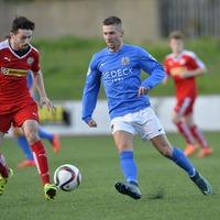 Former Glenavon striker Kearns makes move to Windsor Park