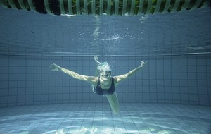 Claire Simpson: When everything settles into a proper rhythm, swimming feels like pure freedom