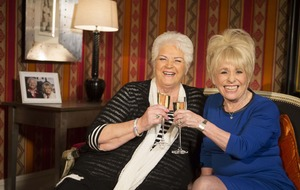 Pam St Clement will visit Barbara Windsor 'in a couple of days'