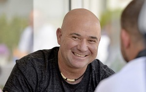 Andre Agassi: I don't think there's a secret to a good marriage but there are some necessary working parts