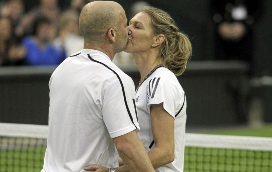 Andre Agassi: I don't think th...