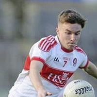Derry's McElhennon looking forward to Ulster Minor Final against Monaghan
