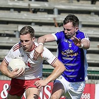 Tyrone's Niall Sludden rejects defensive label on Red Hands