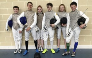 Olympic dreams can wait as fencer Daniel Sigurdsson focuses on Common goals