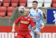 Ryan Catney back in action for Cliftonville's Europa League opener