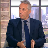 Video: Ian Paisley gay marriage comments criticised on The Wright Stuff