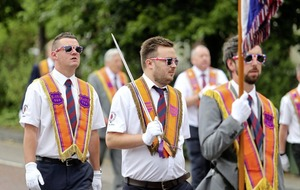 Belfast Twelfth parade re-routed due to Primark fire