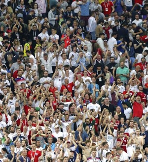 FIFA to act on 'anti-IRA' chants by England fans