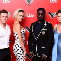 Stars of The Voice Kids attend launch at Madame Tussauds