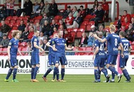 Derry City face tall order after home loss to Dinamo Minsk