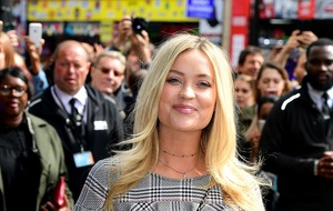Laura Whitmore to host her first radio show – live