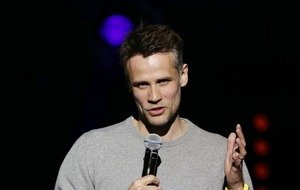 Richard Bacon recovering after being in coma for a week, mother says