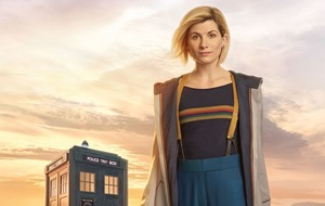 First look at Doctor Who's Whittaker in action to air during World Cup Final