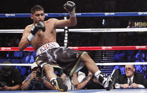 On this Day, July 14 2007: Amir Khan got up off the floor to win the Commonwealth lightweight title