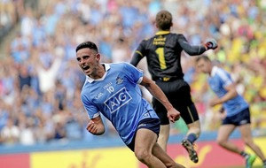 Niall Scully is the two-goal hero in Dublin's win over Donegal