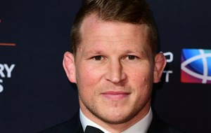 Dylan Hartley shares details of wedding to Joanne Tromans