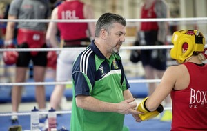 John Conlan aiming for long-term gains in Ulster boxing