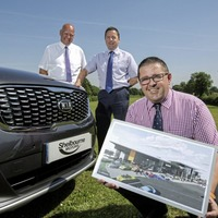 Shelbourne Motors announces Kia dealership for £5m Newry complex