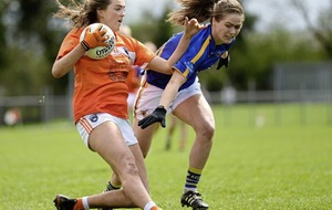 Armagh and Monaghan ladies footballers settle for share of spoils