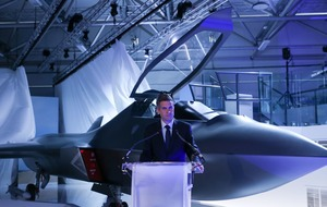 New Tempest fighter jet concept unveiled