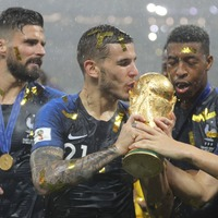 Record-low UK TV audience for World Cup final