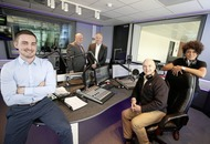Graham completes £1.4m fit-out of U105 office and broadcasting studio