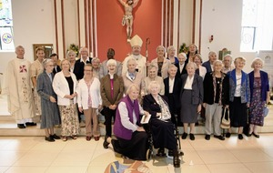 Sisters' quiet prayer and presence will be missed