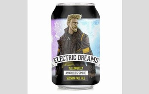 Craft Beer: Two brews from Yellow Belly – Electric Dreams and Kottbusser