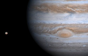 New moons discovered at Jupiter including 'oddball' going the wrong way