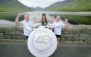 Call for runners to sign up for fundraising Mourne Mountains race