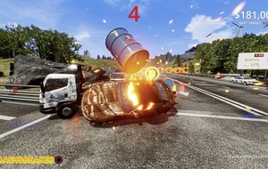 Games: Danger Zone 2's motorised mayhem improves on original in every way