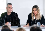 Robbie Williams defends wife Ayda's X Factor qualifications