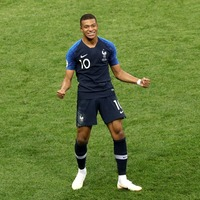 Kylian Mbappe's final goal was the most tweeted moment of the World Cup