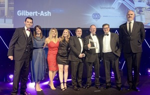 Gilbert-Ash wins prestigious UK construction award