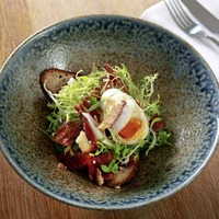 James Street South Cookery School: Salad Lyonnaise and Beef Bourguignon