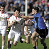 Tyrone must not give Dublin goal chances, warns Mattie Donnelly