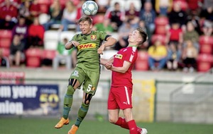 We are capable of scoring against anyone: Cliftonville boss Barry Gray ahead of Euro assault