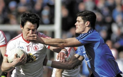 Tyrone must not give Dublin goal chances warns Mattie Donnelly