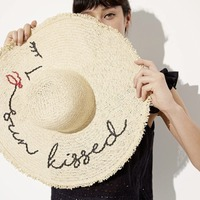 On trend: Eight slogan sun hats to steal the spotlight in this summer