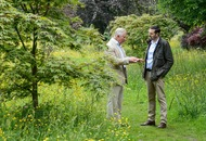 Prince Charles discusses bio-security in Gardeners' World interview