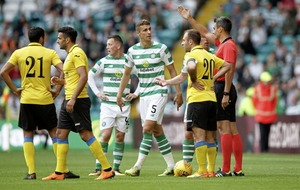 Celtic ease through to set up Champions League clash with Rosenborg