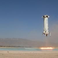 Jeff Bezos's Blue Origin launches spacecraft higher than ever