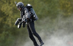 You can now buy an Iron Man-style jet suit – if you have £340k spare