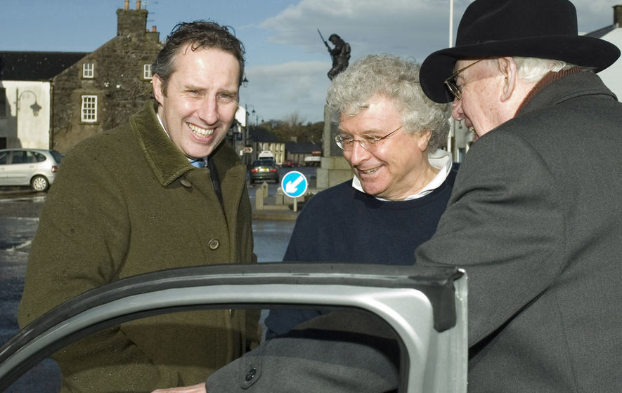 ian paisley junior gay