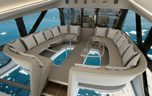 World's longest aircraft to offer 'luxury expeditions'