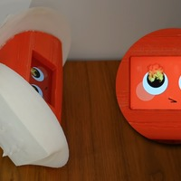 'Emotional' robot gets goose bumps when it is happy and spikes when angry